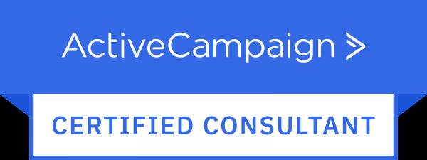 Banner consulente certificato ActiveCampaign
